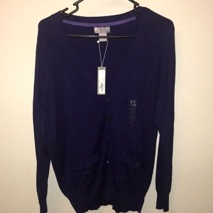 jcp cashmere blend cardigan